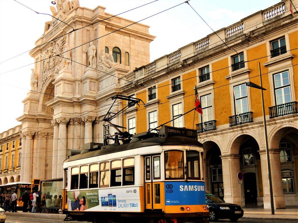 リスボン路面電車