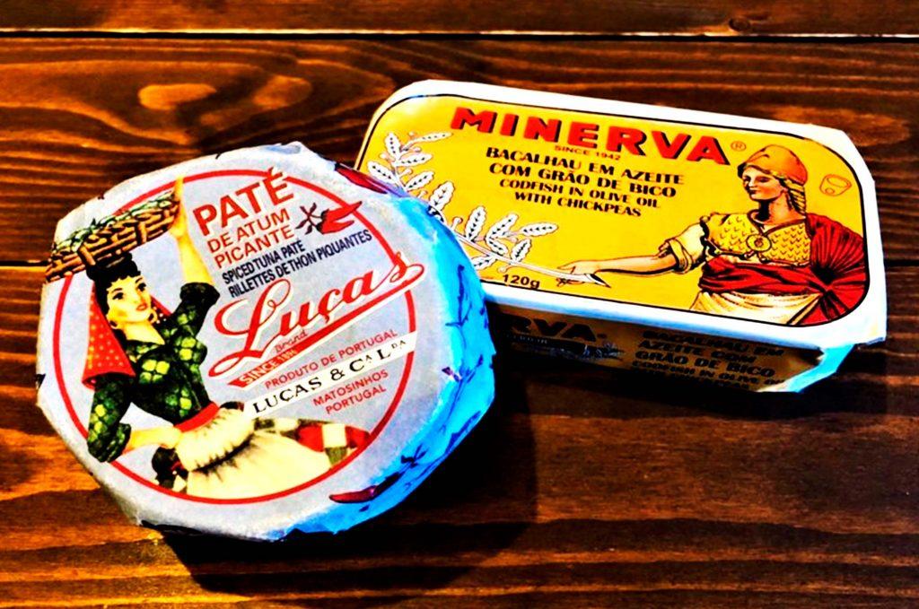 ポルトガル 缶詰